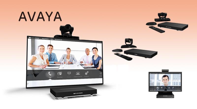 Avayaテレビ会議製品一覧