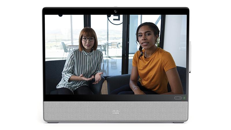 テレビ会議システム|Cisco Webex Desk Pro