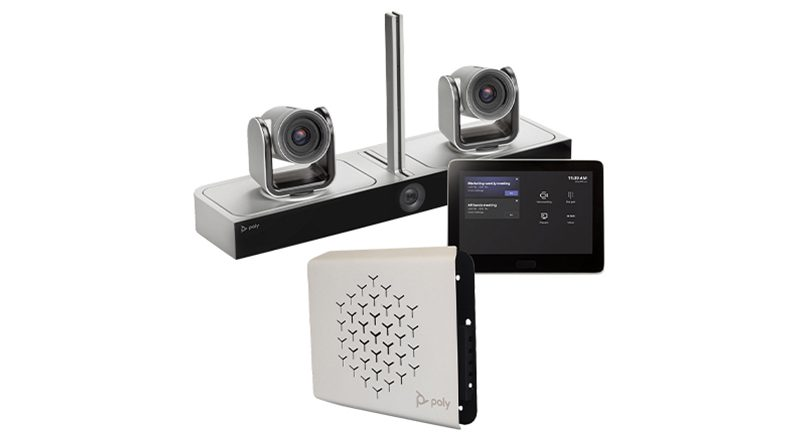 テレビ会議システム|Poly G85-T