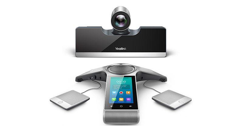 テレビ会議システム|Yealink VC500