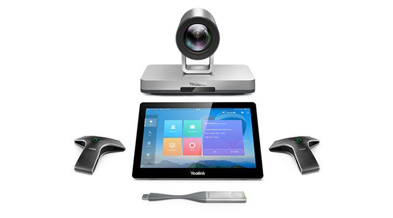 テレビ会議システム|Yealink VC800